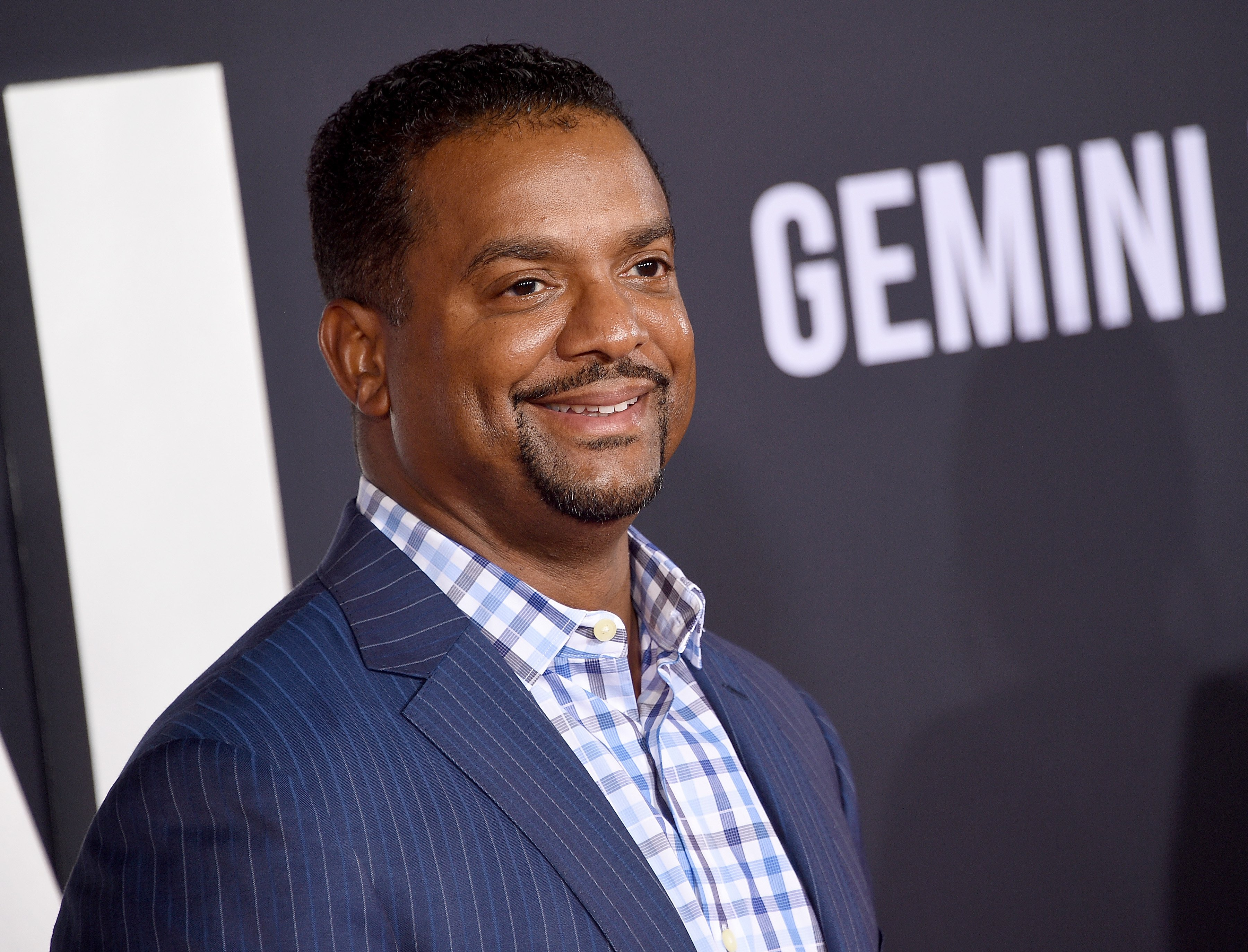 """Alfonso Ribeiro at the Premiere Of """"Gemini Man"""" on October 6, 2019 in Hollywood, California.