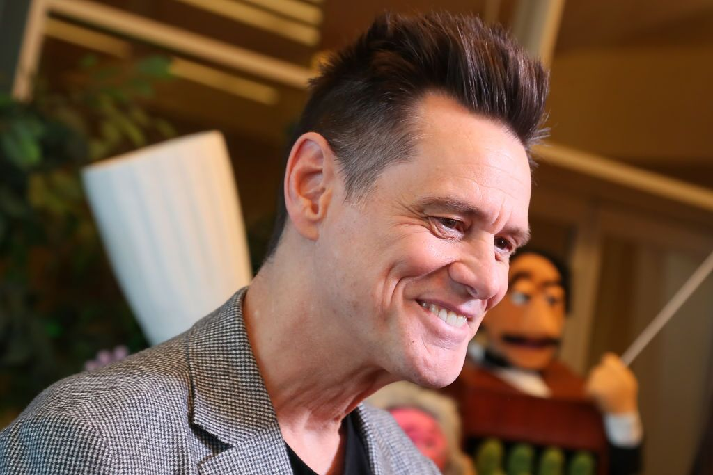 Jim Carrey el 1 de mayo de 2019 en Los Ángeles, California.| Photo: Getty Images