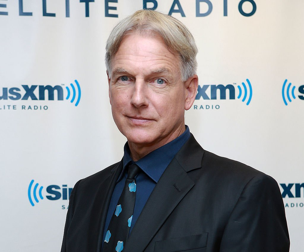 Mark Harmon at SiriusXM Studios on May 14, 2013   Photo: Getty Images