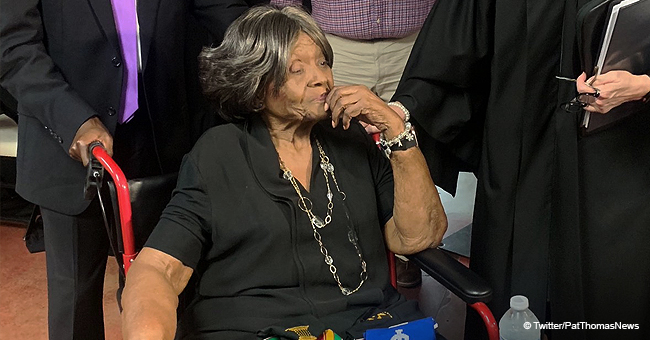 U of Alabama's 1st Black Student Who Was Expelled in 1956 Gets Honorary Degree