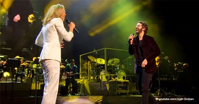 Josh Groban and Jennifer Nettles Sing Together Live and Their Duet Is Breathtaking