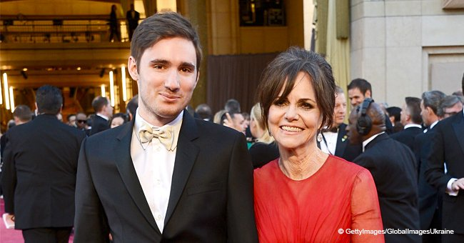Touching Letter of Sally Field about One of Her Three Sons Who Is Gay