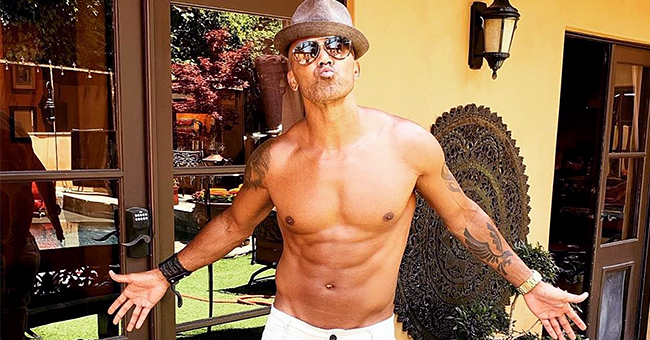 Shemar Moore Fires Back at Troll Calling Him Gay