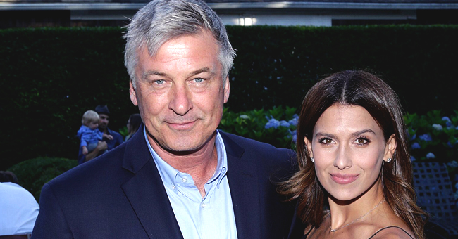 Alec Baldwin's Son Romeo Giggles While Watching His Dad Play Tennis in a New Video
