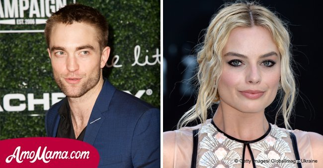 Robert Pattinson 'pursues' Margot Robbie after being 'rejected' by Emma Watson