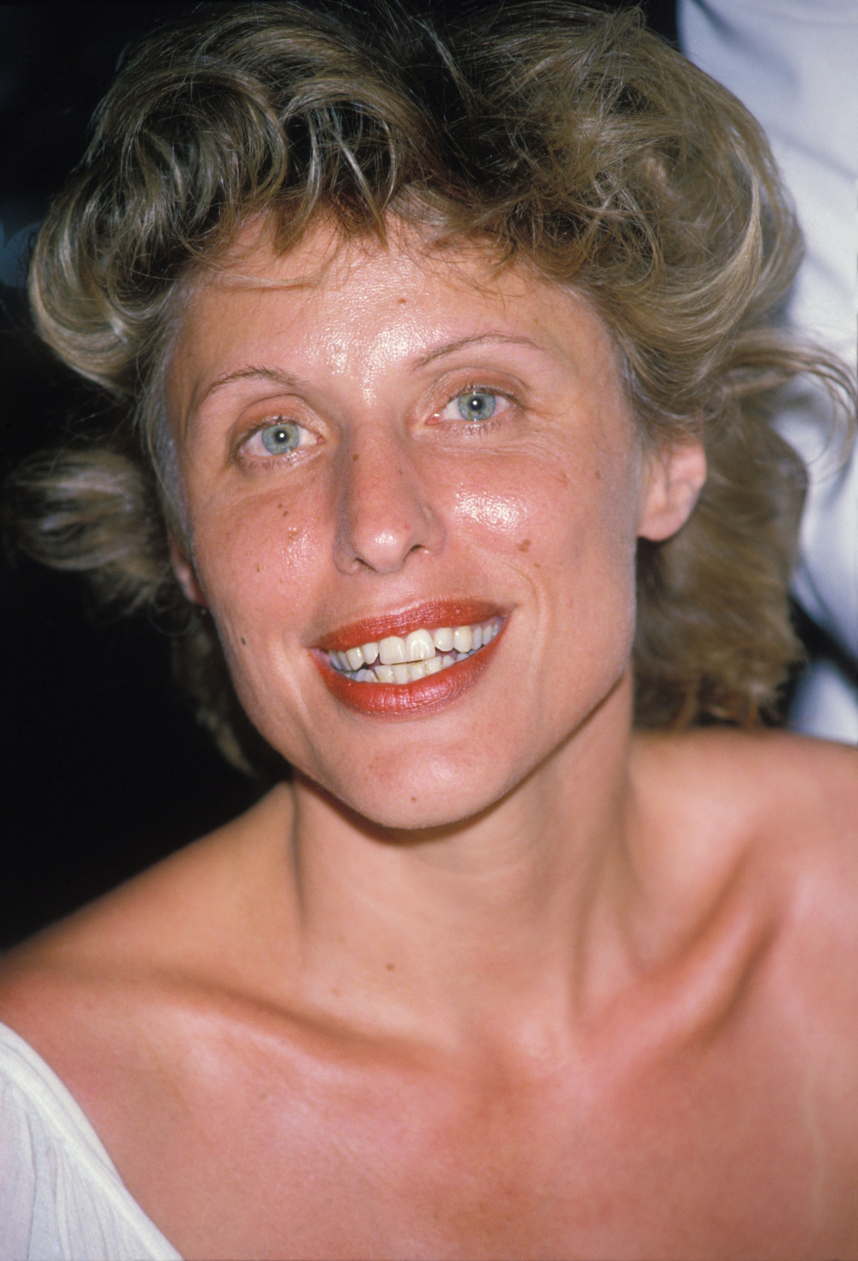 Catherine Lachens au Festival Brassens à Sète le 24 juin 1984, France. | Photo : Getty Images