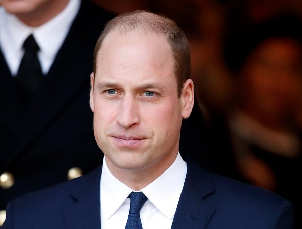 Prince William, Duke of Cambridge attends a Service of Thanksgiving for the life and work of Sir Donald Gosling at Westminster Abbey | Photo: Getty Images