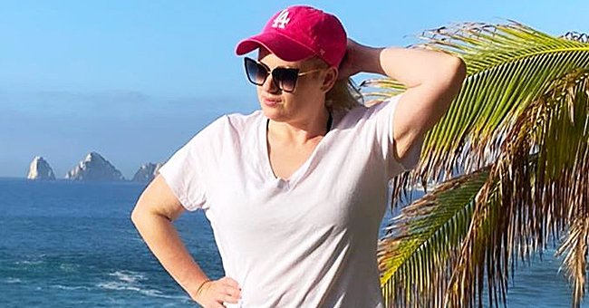 Rebel Wilson Injured While Taking Hot Photos on a Beach