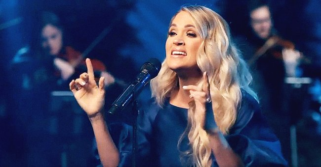 Carrie Underwood Stuns with Her Angelic Voice While Singing Christmas Carol 'O Holy Night'