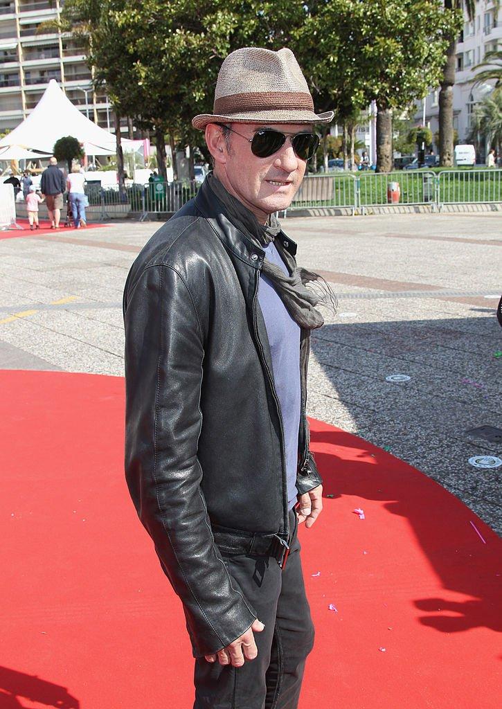 Christophe Dechavanne à Cannes en 2010. l Source : Getty Images