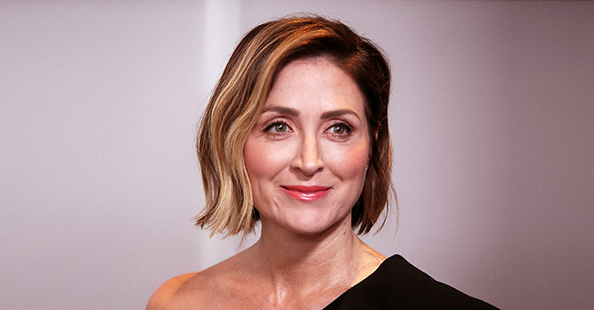 Sasha Alexander of NCIS Shares New Photo Taken with Her Look-Alike Son on a Plane