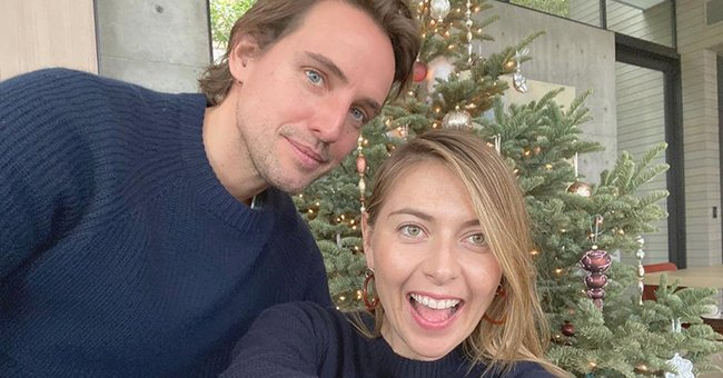 Former Tennis Pro Maria Sharapova Engaged to Prince William & Harry's Friend Alexander Gilkes
