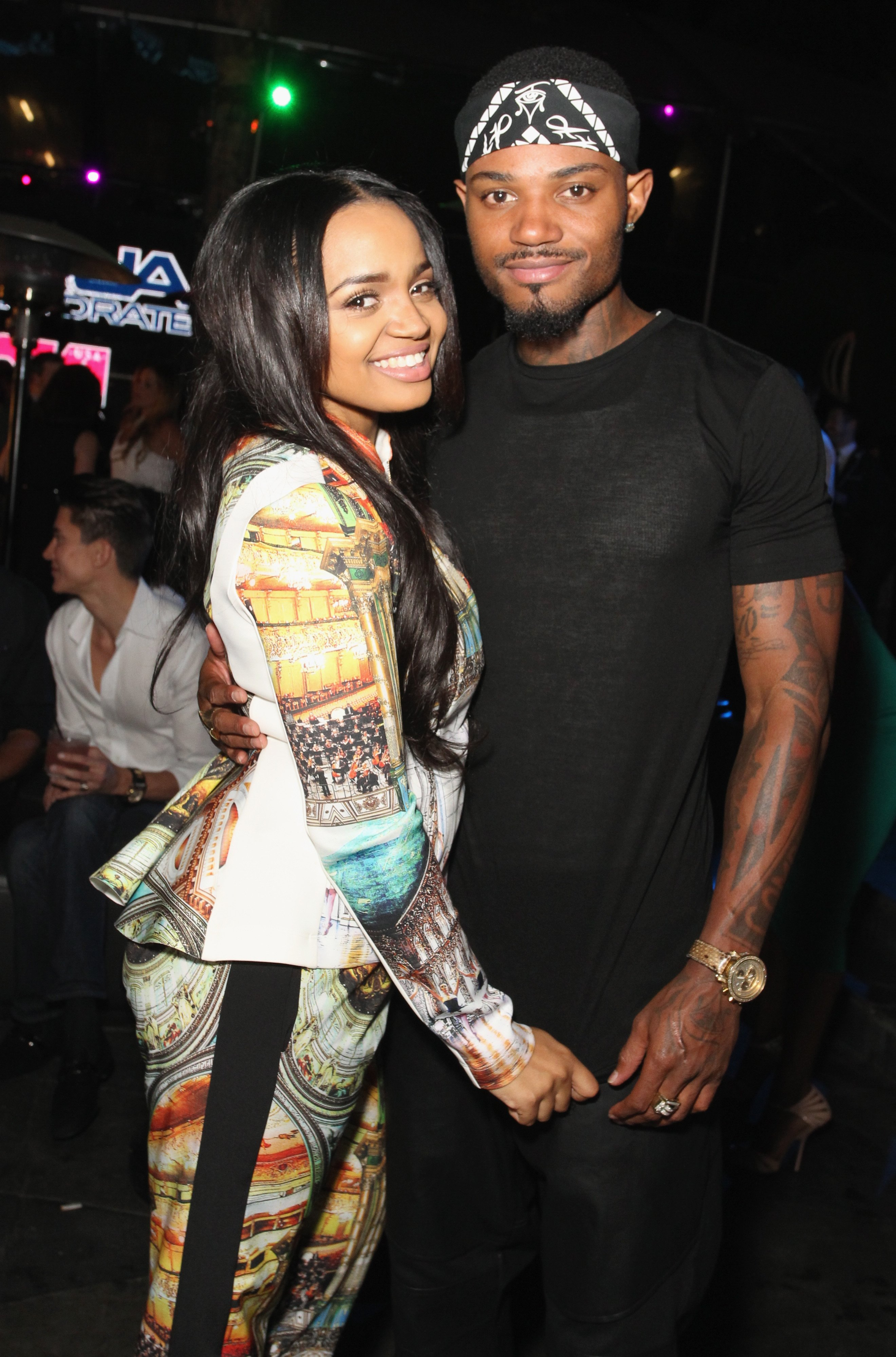 Kyla Pratt and Danny Kilpatrick attend the So Sexy L.A. Event in Los Angeles on May 21, 2014 | Photo: Getty Images