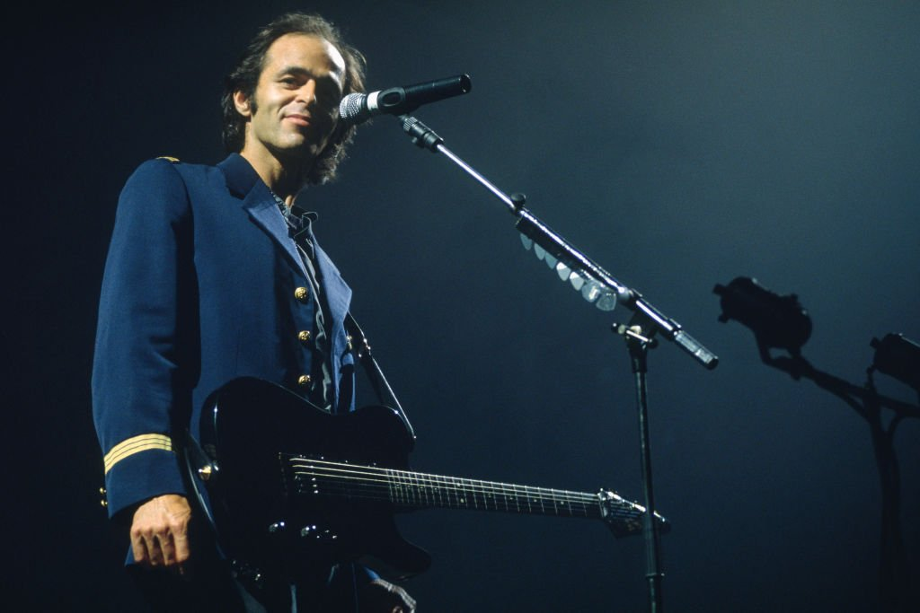 Jean-Jacques Goldman en concert à Besançon. | Photo : Getty Images