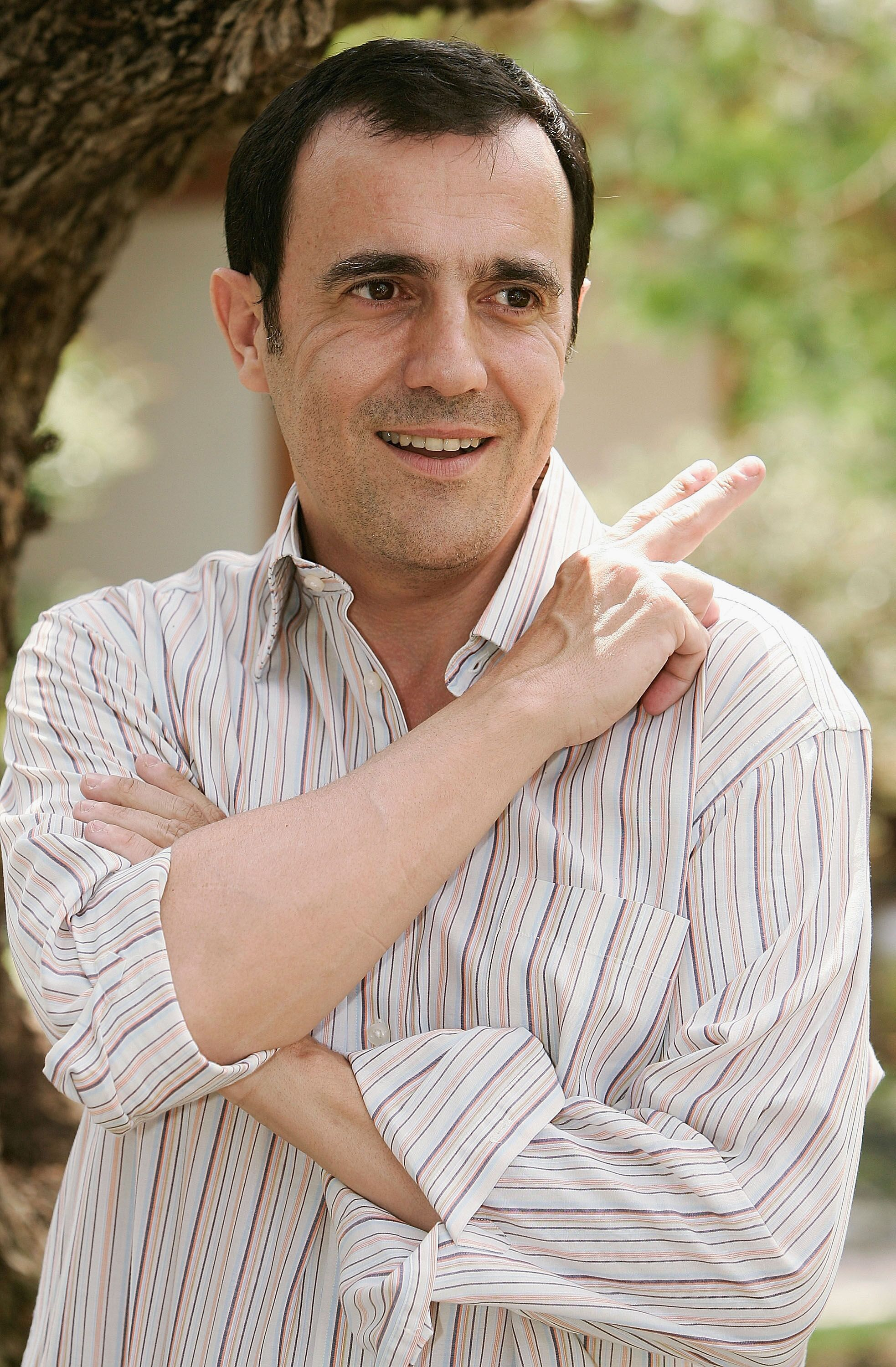 Thierry Beccaro. l Source: Getty Images