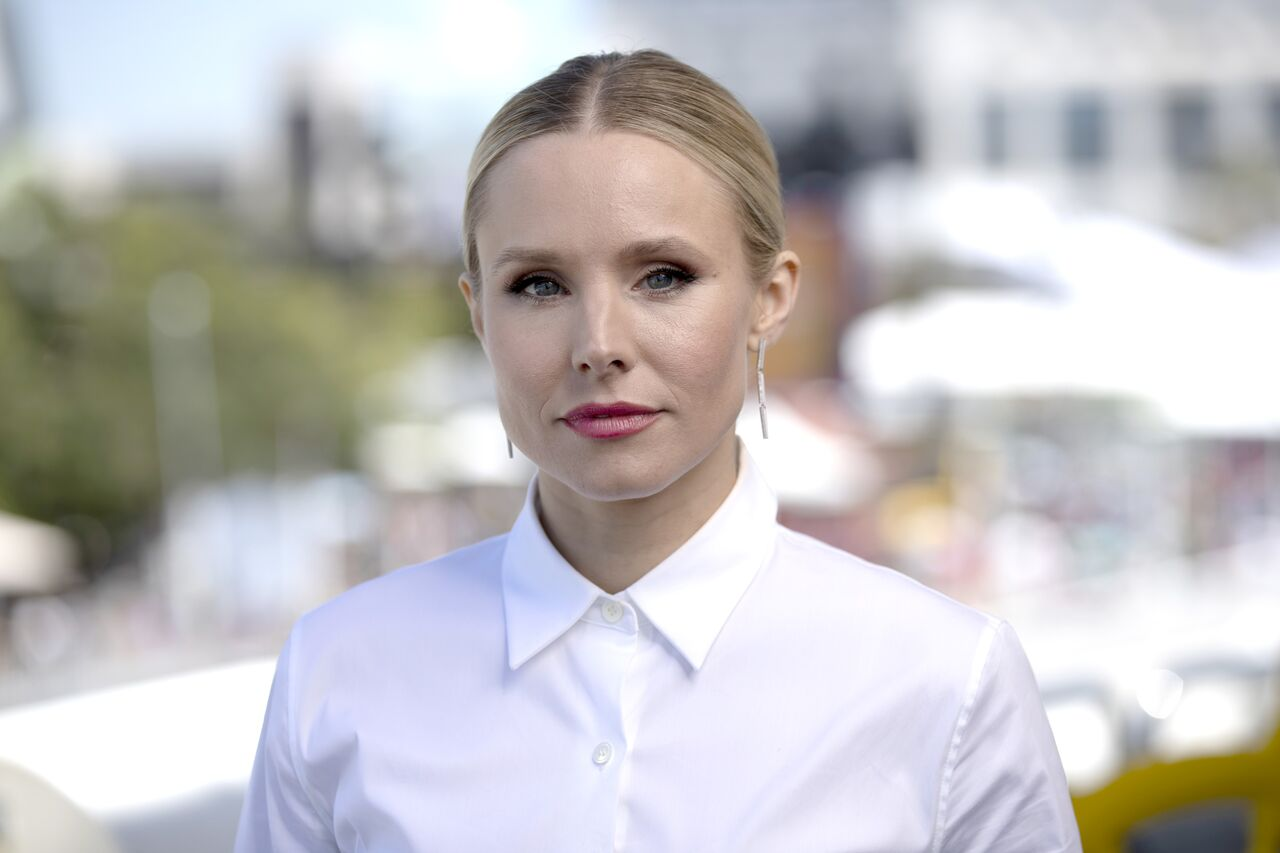 Kristen Bell attends the #IMDboat at San Diego Comic-Con 2019: Day Two. | Source: Getty Images