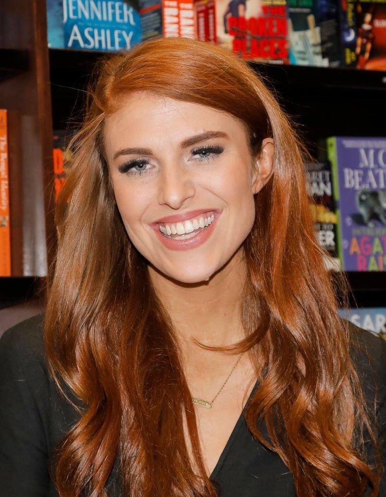 Audrey Roloff celebrates her new book 'A Love Letter Life' at Barnes & Noble at The Grove | Photo: Getty Images