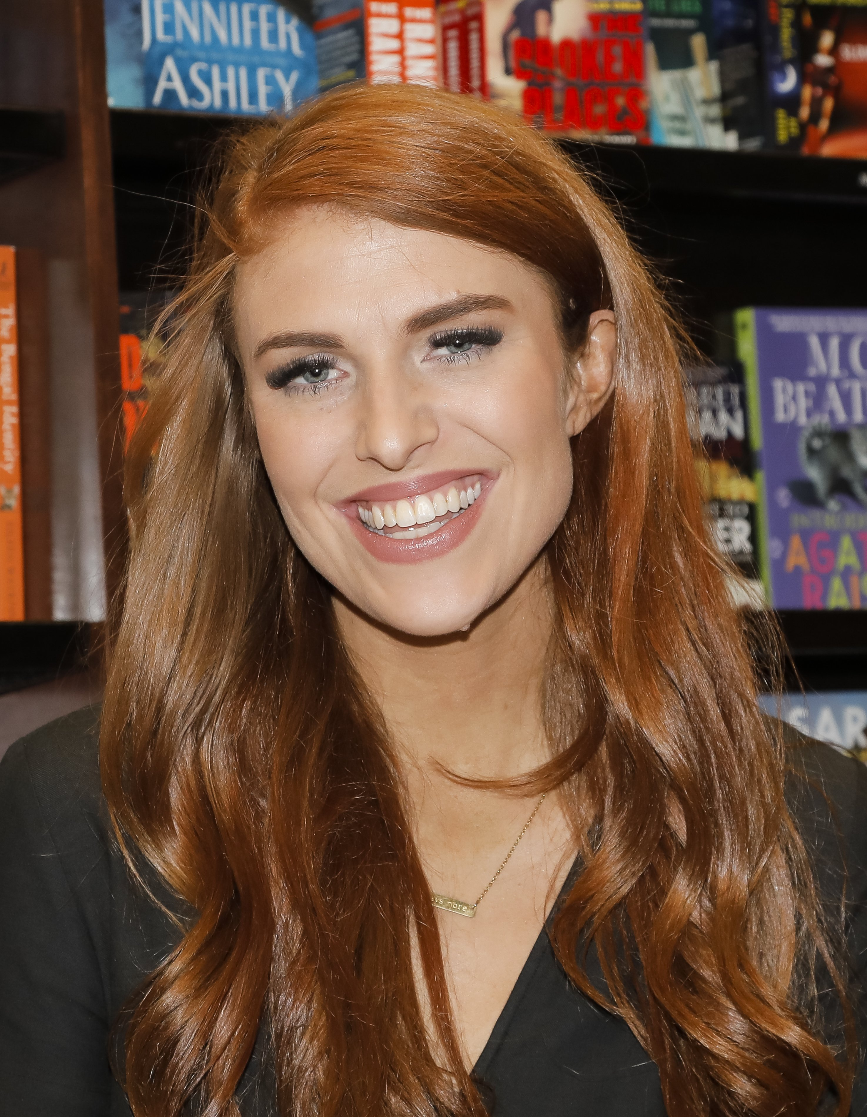 Audrey Roloff celebrates her new book 'A Love Letter Life' at Barnes & Noble at The Grove on April 10, 2019 in Los Angeles, California | Photo: Getty Images