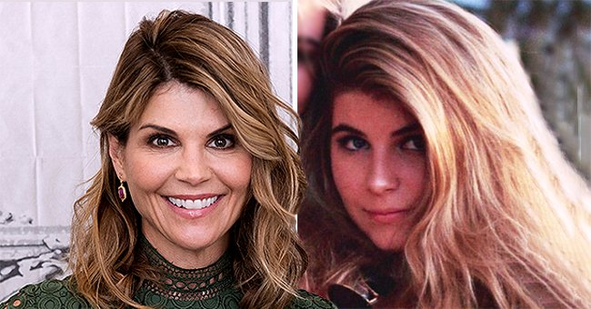 Lori Loughlin's Daughter Bella Shares Throwback Pic and She Is the Spitting Image of Her Mom