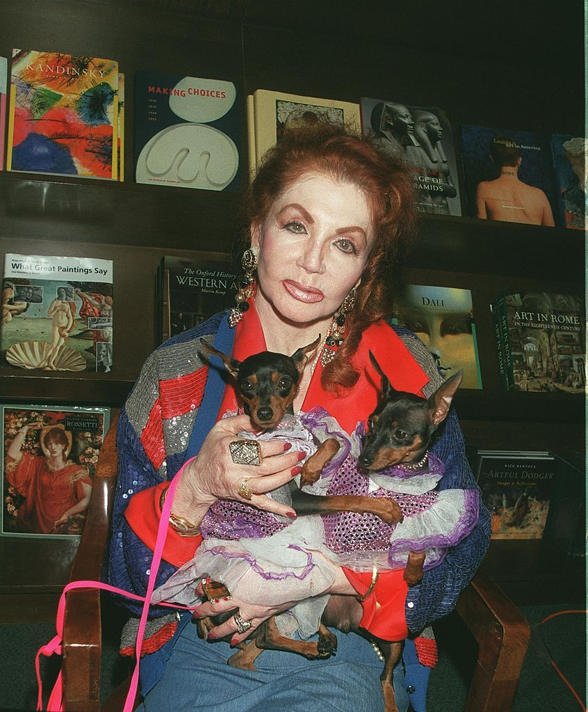 Jackie Stallone | Photo : Getty Images