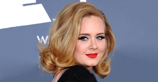 Adele at the 54th Annual Grammy Awards in February 2012 in Los Angeles, California.   Photo: Getty Images