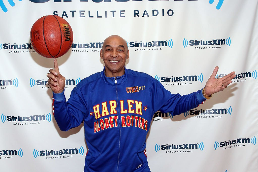 """Fred """"Curly"""" Neal at the SiriusXM Studio in February 2012. 