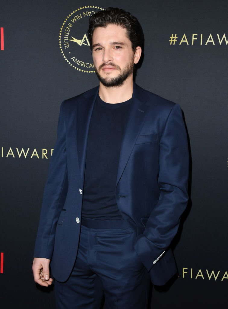 Kit Harington attends the 20th Annual AFI Awards at Four Seasons Hotel Los Angeles at Beverly Hills on January 03, 2020 | Photo: Getty Images