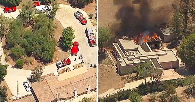 Firefighter Opens Fire on His Colleagues at a Fire Station in California