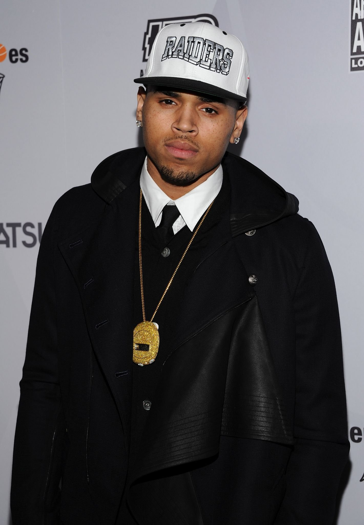Chris Brown at a launch party on February 18, 2011 in Los Angeles. | Photo: Getty Images