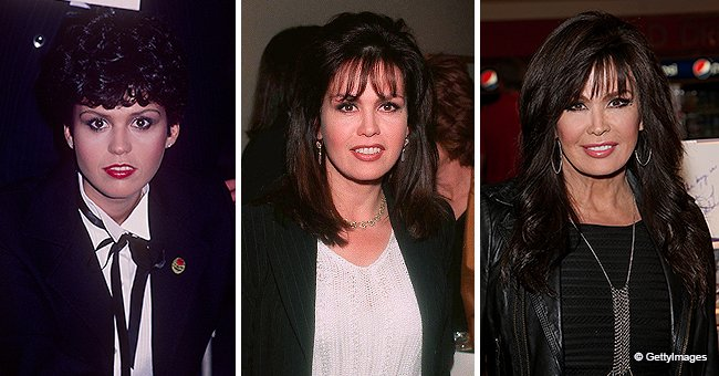 Marie Osmond from 'The Talk' Says Changing Her Hair and Wearing Wigs Is Her Secret to Looking Hot and Young at 60