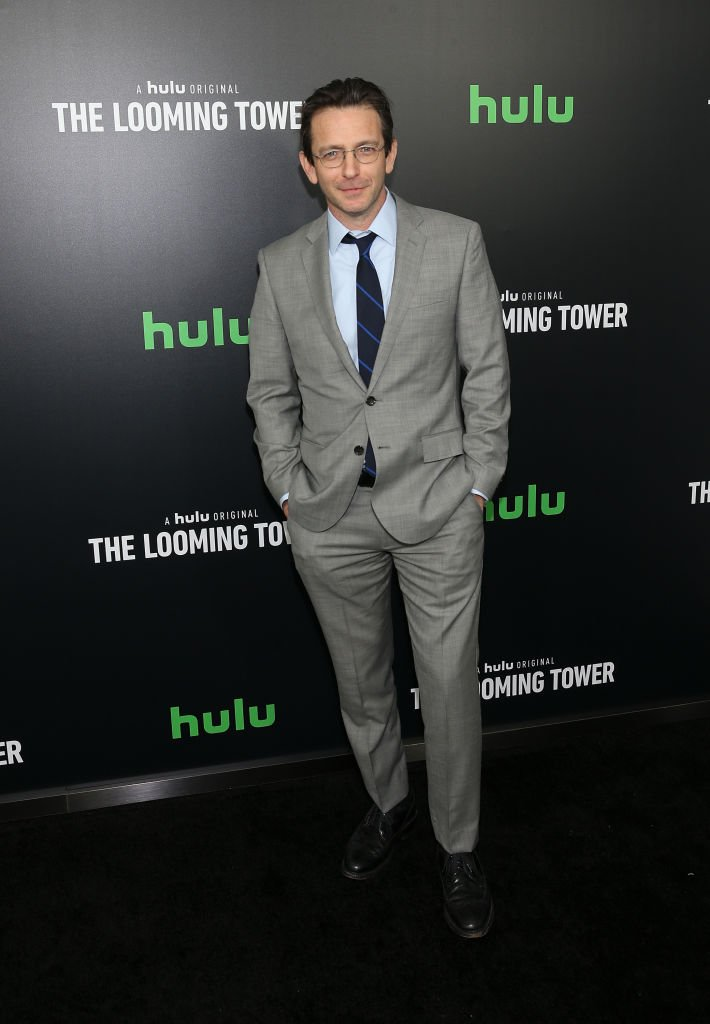 """Executive producer/showrunner Dan Futterman attends Hulu's """"The Looming Tower"""" series premiere 