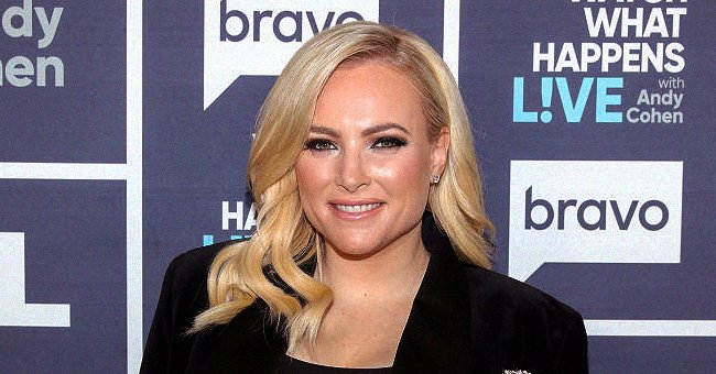 """An undated image of Meghan McCain visiting the set of """"Watch What Happens Live!"""" during Season 17   Photo: Getty Images"""