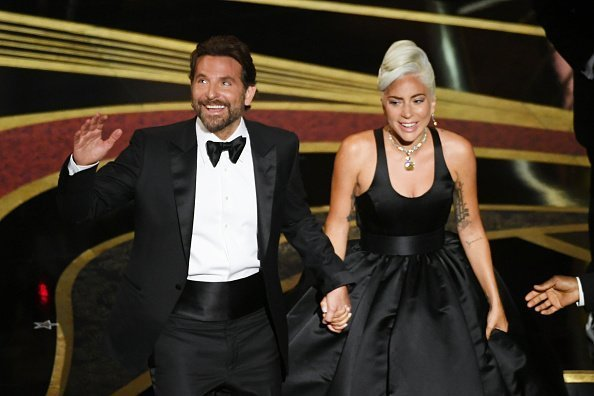 Bradley Cooper and Lady Gaga at the 91st Annual Academy Awards | Photo: Getty Images
