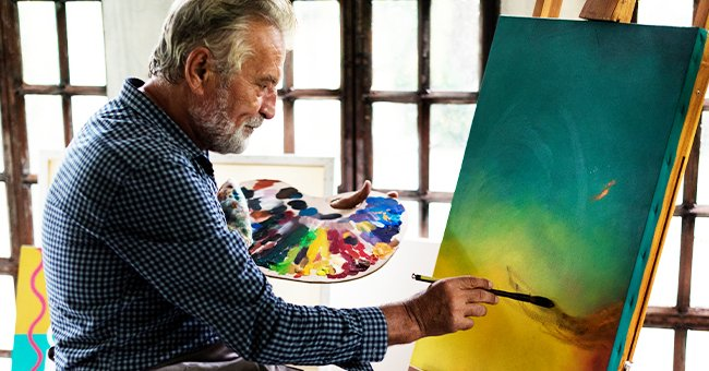 Daily Joke: An Artist Sold Out His Paintings but It Wasn't the Good News He'd Hoped