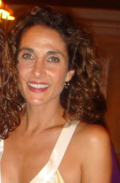 Mélina Kanakaredes, Ohio 2009. | Source: Wikimedia Commons