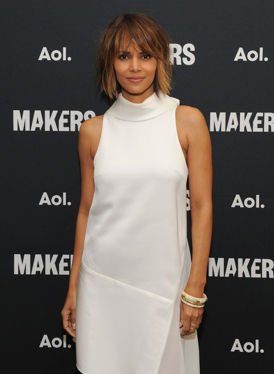 Halle Berry during the 2016 MAKERS Conference Day 2 at the Terrenea Resort on February 2, 2016 in Rancho Palos Verdes, California. | Source: Getty Images