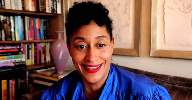 Tracee Ellis Ross Snatches Hearts in Stunning Mirror Snap Wearing Black Outfit & Smokey Makeup