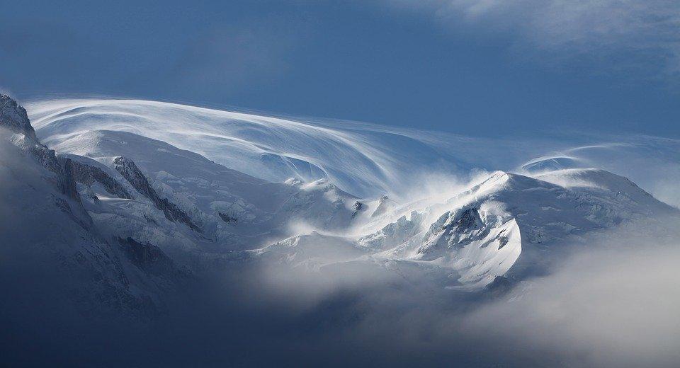Tormenta de nieve.| Imagen tomada de: Pixabay