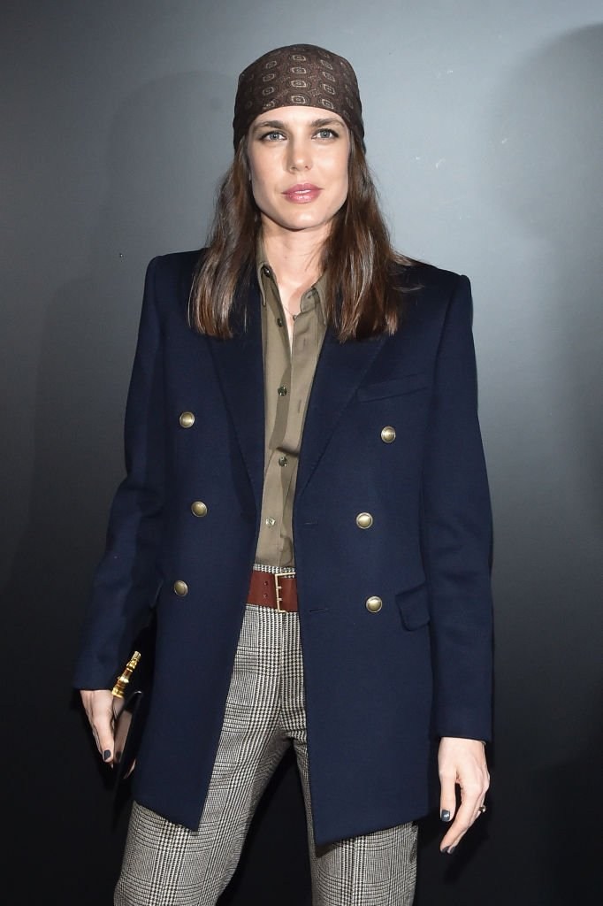 La sublime Charlotte Casiraghi. | Photo Getty Images
