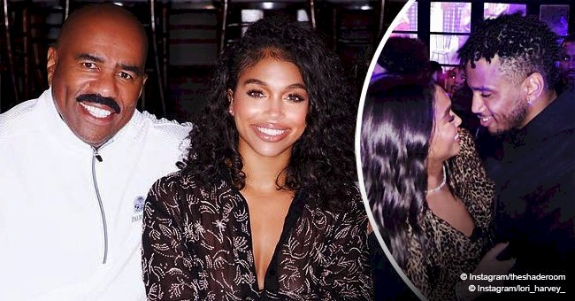 Steve Harvey's daughter Lori & Trey Songz rumored to be dating after  photos of them surface