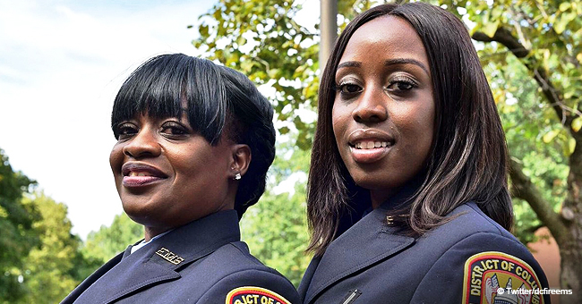 Mother Made Huge Transition and Followed Daughter's Footsteps to Become Firefighter