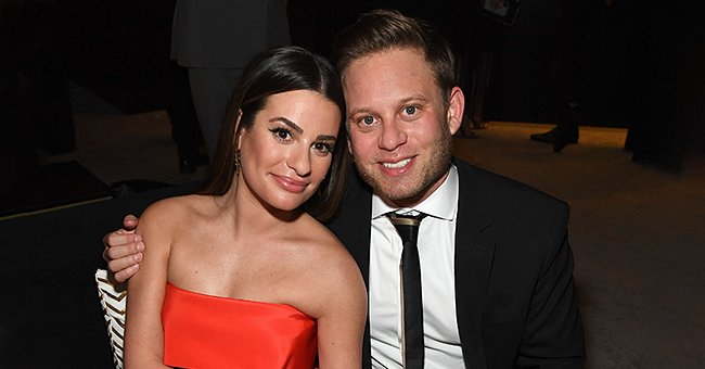 Lea Michele Her Husband Zandy Reich Welcome Their First Child, Ever Leo