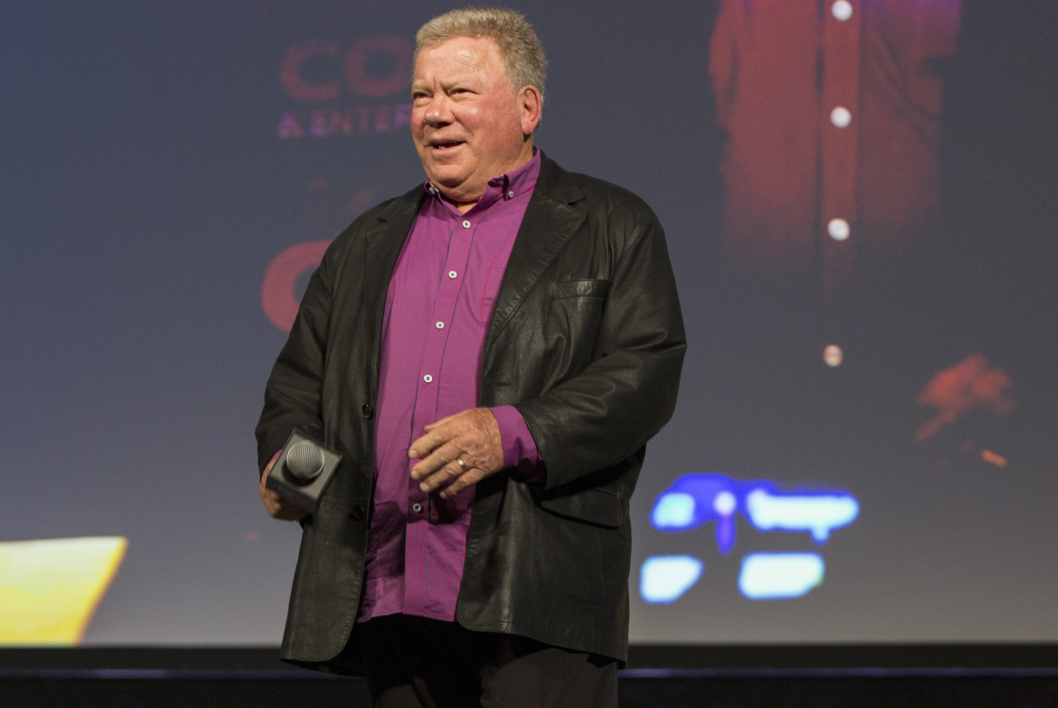 Actor William Shatner during C2E2 at McCormick Place on March 01, 2020 in Chicago, Illinois.   Source: Getty Images