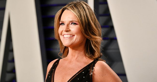 Savannah Guthrie Calls God Her 'Source of Comfort' & Shares Pic She Once Found Embarrassing