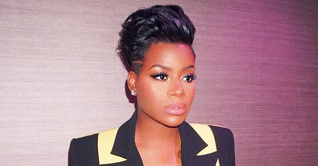 Fantasia's Daughter Zion Shows Her 2 Nose Piercings & Earrings While Doing Duck Lips in a Video