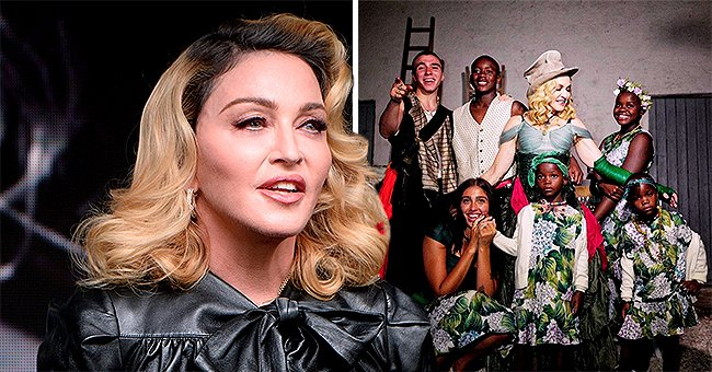 Madonna Is a Mother of 6 Kids — Meet All of Them