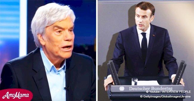 """Bernard Tapie soutient les Gilets jaunes et s'attaque à Macron en l'appelant """"mon pote"""""""