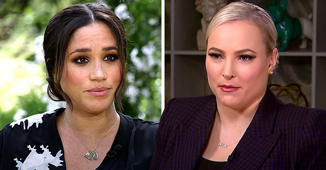 'The View' Co-host Meghan McCain Shares Her Thoughts on Meghan Markle's Tell-All Interview