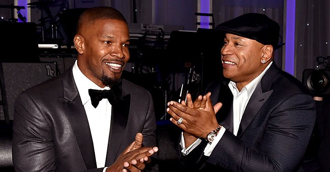 Jamie Foxx & LL Cool J Once Had a Brawl — Story behind Their Infamous Feud & Reconciliation