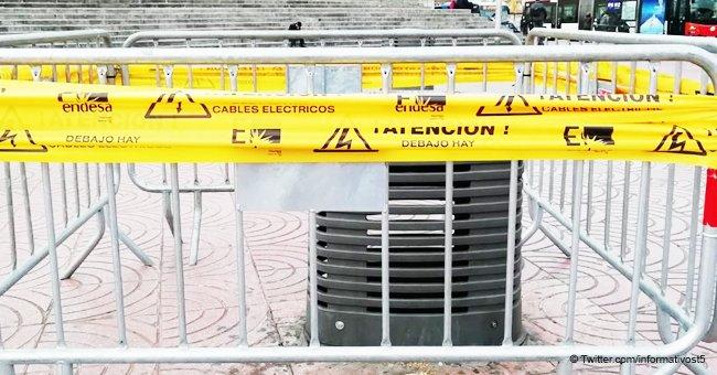 El rescate de un niño de 6 años que cayó en un conducto de ventilación en Barcelona